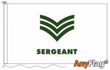 SERGEANT ANYFLAG RANGE - VARIOUS SIZES